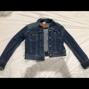 Levi Jean jacket